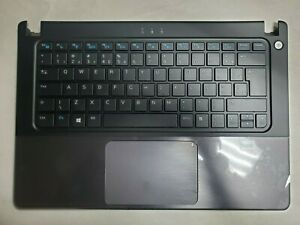 New Dell OEM Vostro 5470 Palmrest Touchpad Keyboard Assembly Portuguese JX88R