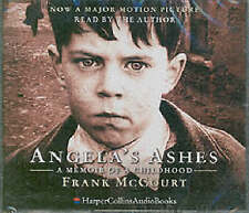 Angela's Ashes: A Memoir of a Childhood by Frank McCourt CD Audio