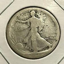 1916-S  SILVER WALKING LIBERTY HALF DOLLAR SCARCE COIN