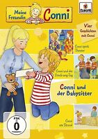 MEINE FREUNDIN CONNI 13 - CONNI UND DER BABYSITTER  DVD NEU