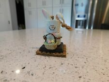The S'mores Original Easter Ornament - LIGHT BLUE BUNNY - Mint Condition