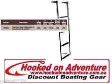 Ladders Telescopic Boarding Ladders 1140mm extended length NEW  HOA47264