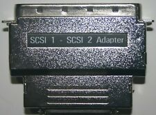 SCSI Adapter / SCSI 1 Male to SCSI 2 Female.