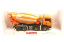 MAN TGS - Liebherr Camions malaxeurs (orange)