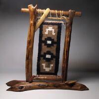 Southwest Weaving Tapestry  Rug Wool Handmade