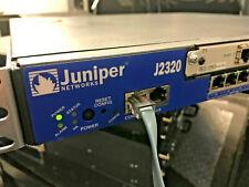 Juniper J2320-Jh-1G-Cf-Sc, J-Series Service Router 3 Pim Slots