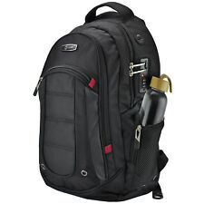 "caseen 15.6"" Laptop Backpack Lock Shoulder Hiking Business Travel School Bag"