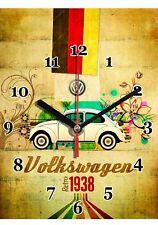 WANDUHR AUTO ,Volkswagen Kombi, Pub Vintage - cox-pub-03hm