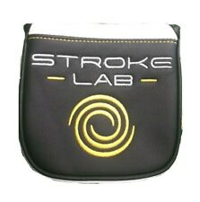 New Odyssey Oem Stroke Lab Xl Mallet Magnetic Putter Headcover