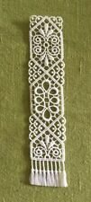 Lace Bookmark - Celtic