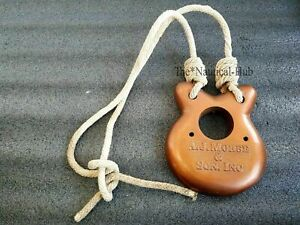 HEAVY Antique Maritime  A.J Morse & son Diving Divers Helmet Rope Hanging Weight