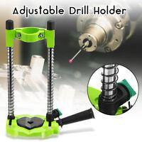 Adjustable Pocket Hole Drill Jig Guide Cordless Drill Holder Drill Bracket
