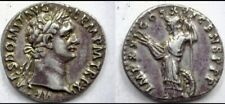 XF Domitian (AD 81-96) Roman AR silver denarius coin Minerva RIC 692 Rome mint