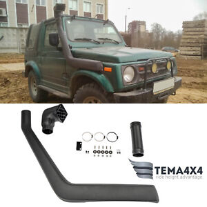 Snorkel Kit For Suzuki Samurai Jimny Sierra Gypsy 84 - 97 Air Intake Arm 4x4