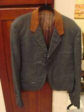 Vintage Womens Mexican Spanish Mariachi Jacket Bolero Elegant
