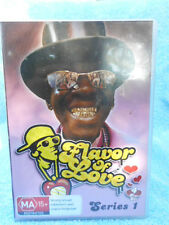 FLAVOR OF LOVE SERIES 1-FLAVOR FLAV(PUBLIC ENEMY)4 DISC BOXSET  MA DVD