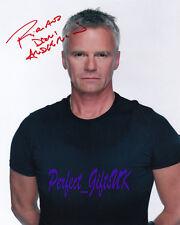 Richard Dean Anderson Signed PP Photo Stargate Sg1 Jack