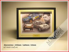 Subaru Legacy RS rally Colin McRae Prodrive Rothmans Team 3D box MAD Graf art