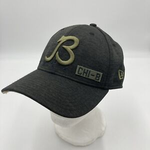 New Era Chicago Bears Salute to Service Armed Forces GSH 39Thirty Hat Cap Sz M/L