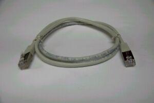 Cat.5 Netzwerkkabel STP  0.3 Meter