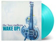 Boo Radleys: Wake Up! Reissued 180g Turquoise Coloured Vinyl LP Record