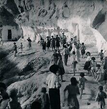 CUEVAS DEL ALMANZORA c. 1950 - Gitans Andalousie Espagne - DIV815