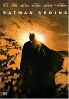 , Batman Begins (Two-Disc Special Edition) [DVD] [2005], Very Good, DVD