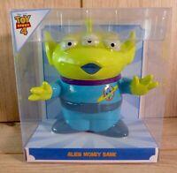 Primark Disney Toy Story 4 Alien Money Box Piggy Bank Ceramic - Brand New