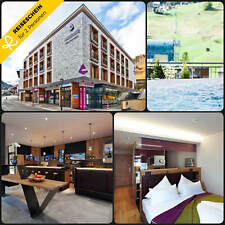 3 Tage 2P HP 4★ Hotel Anthony Life & Style St. Anton Arlberg Gutschein Kurzreise