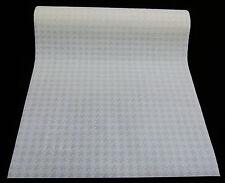 2468-13-a) 100m² edle Vliestapeten statt Raufaser weiß zum Überstreichen