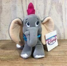 Disney Store Dumbo Mini Bean Bag Plush