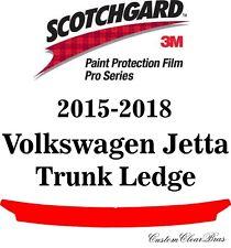 3M Scotchgard Paint Protection Pro Series 2015 2016 2017 2018 Volkswagen Jetta