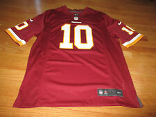 Nike ROGER GRIFFIN III No 10  WASHINGTON REDSKINS On-Field (LARGE) Jersey