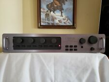 Vintage Carver C-1 Sonic Holography Preamplifier. Works well!