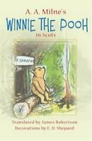 Winnie-the-Pooh in Scots by A.A. Milne Paperback Book The Fast Free Shipping