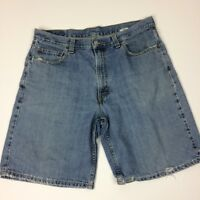 Levi's 550  Men's Relaxed Fit Destroyed shorts Sz W36