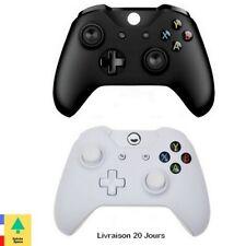 Manette de Jeu pour console  Xbox One - Bluetooth (sans fil) Noir - Blanc