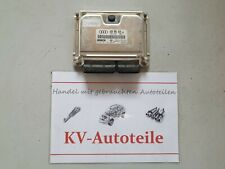 Audi A4 Motorsteuergerät Diesel Bosch 038906019LJ 0281011222 1039S02147