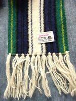 Echarpe Laine vintage Mixte Dress Bordon Scotland Long 150cm  L60 inch