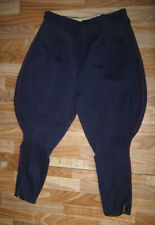 Soviet Russian 1950s Breeches WOOL Military Soldier Pants Trousers USSR