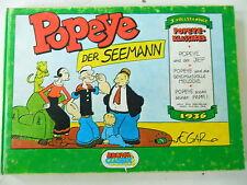 1  x Comic -selten  Popeye Klassiker - Brumm Classix - 3 Geschichten - Hardcover