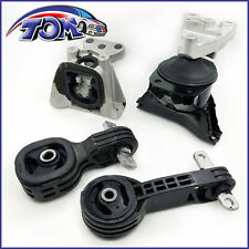 BRAND NEW TRANSMISSION & MOTOR MOUNT SET FOR 06-10 HONDA CIVIC 1.8L AUTOMATIC