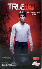 True Blood -  BILL COMPTON - Bust Statue - Limited Edition - HBO NIB