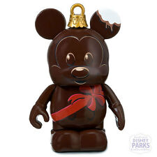 "Disney Parks Vinylmation Jingle Smells Series 3"" Figure - Chocolate   NIB"
