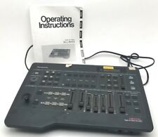 PANASONIC WJ-AVE5 VIDEO AND MIXING DESK