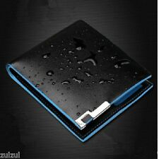 High Quality Leather Wallet Beautiful & Comfortable For Men (Waterproof)