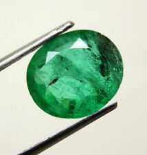 Colombia Natural Oval Loose Emeralds