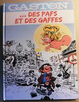 FRANQUIN - GASTON  69. ...DES PAFS ET DES GAFFES. Album hors commerce.