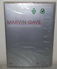 MARVIN GAYE - LIVE IN MONTREUX - CD + DVD