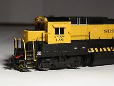 N SCALE-ATLAS #48716 DASH 8-40B SUSQUEHANNA ROAD #4002 NYS&W BIGDISCOUNTTRAINS